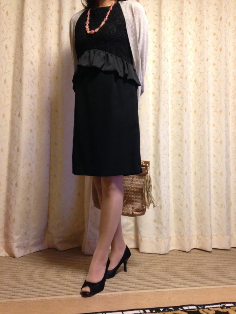 ホテル開催の二次会服装