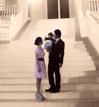 子連れ結婚式お呼ばれ